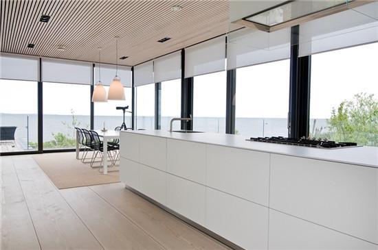 北欧风格海景别墅设计图片
