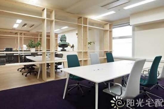 loft风格办公室设计图片