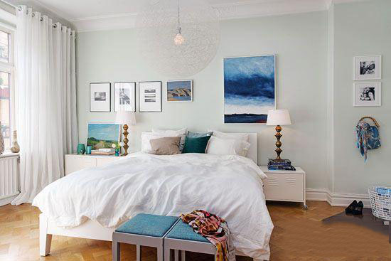 北欧装饰风格公寓装修设计图片